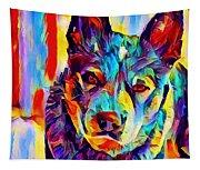 Australian Cattle Dog Tapestry