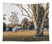 Australian Rural Countryside Landscape Tapestry