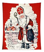 Austrian Christmas Card Tapestry