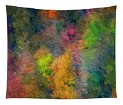 Autum Hillside Tapestry