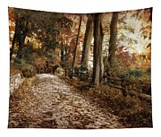 Autumn Ascending  Tapestry