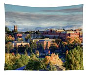 Autumn At Wsu Tapestry