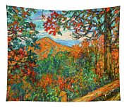 Autumn Beauty From Sharp Top Tapestry