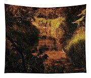 Autumn By The Argyle Creek Tapestry