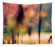 Autumn Dreams Abstract Tapestry