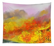 Autumn Expression Tapestry
