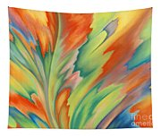 Autumn Flame Tapestry