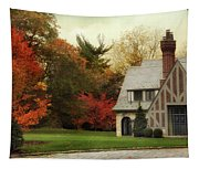 Autumn Grandeur Tapestry