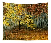 Autumn Hollow II Tapestry