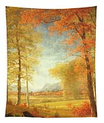 Autumn In America Tapestry