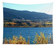 Autumn In Oyama 2 Tapestry