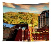 Autumn In Roanoke Tapestry