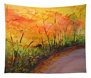 Autumn Lane IIi Tapestry