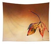 Autumn Leaf Fallen Tapestry