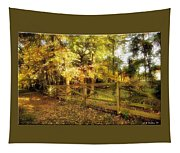 Autumn Leaves Tapestry