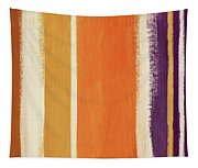 Autumn Lines- Art By Linda Woods Tapestry
