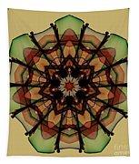 Autumn Mandala Tapestry