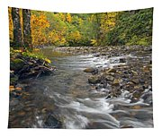 Autumn Meander Tapestry