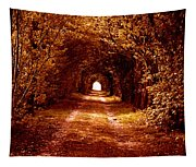 Autumn Of Life Tapestry