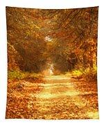 Autumn Paradisium Tapestry