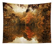 Autumn Reflected Tapestry