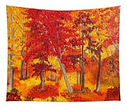 Autumn Richness Tapestry