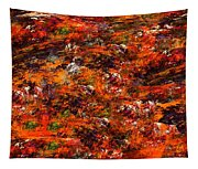 Autumn Riot Tapestry