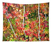 Autumn Sanctuary Tapestry