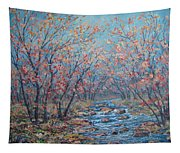 Autumn Serenity Tapestry