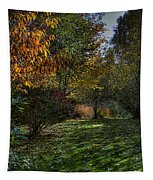 Autumn Shadows Tapestry