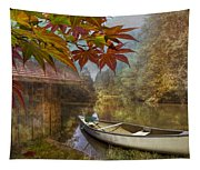 Autumn Souvenirs Tapestry