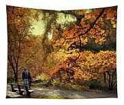 Autumn Splendor Promenade Tapestry