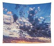 Autumn Sunrise - Lyme Regis Tapestry