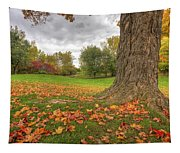 Autumn Tale Tapestry