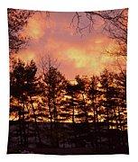 Autumn Twilight Tapestry