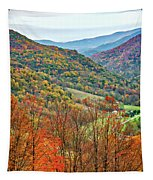 Autumn Valley Tapestry
