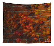 Autumn Vines Tapestry