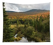 Autumn - White Mountains New Hampshire Tapestry