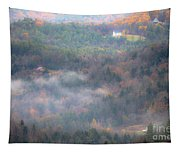 Autumns Fading Color Tapestry