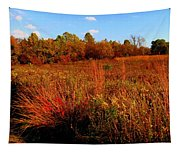 Autumns Field Tapestry