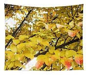 Autumns Gold Tapestry