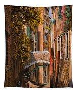 autunno a Venezia Tapestry