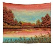 Autunno Sul Lago Tapestry