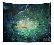 Awakening Abstract II Tapestry