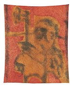 Axeman 10 Tapestry