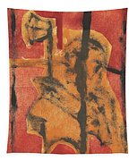 Axeman 14 Tapestry