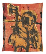 Axeman 2 Tapestry