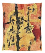 Axeman 4 Tapestry