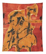 Axeman 6 Tapestry