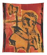 Axeman 7 Tapestry
